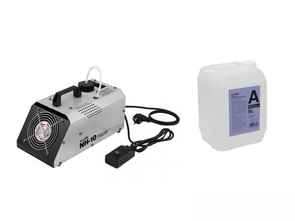 EUROLITE Set NH-10 + Smoke Fluid -A2D- 5l // EUROLITE Set NH-10 + Smoke Fluid -A2D- 5l1