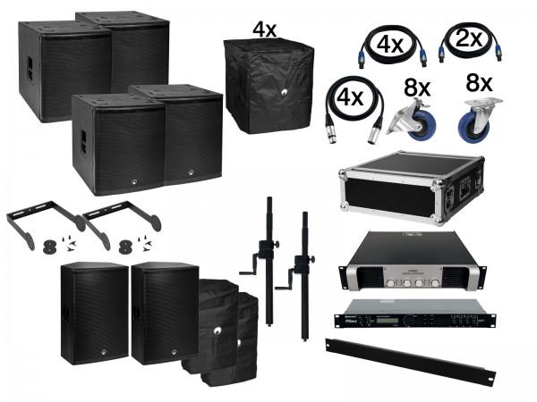 OMNITRONIC PAS MK3 Band Set // OMNITRONIC PAS MK3 Band Set1