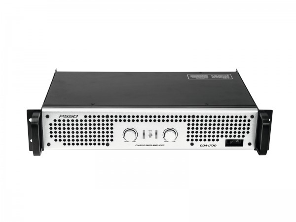 PSSO DDA-1700 Endstufe // PSSO DDA-1700 Amplifier1