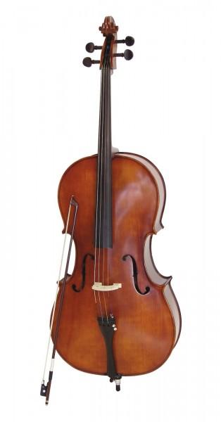 DIMAVERY Cello 4/4 mit Soft-Bag // DIMAVERY Cello 4/4 with soft-bag1