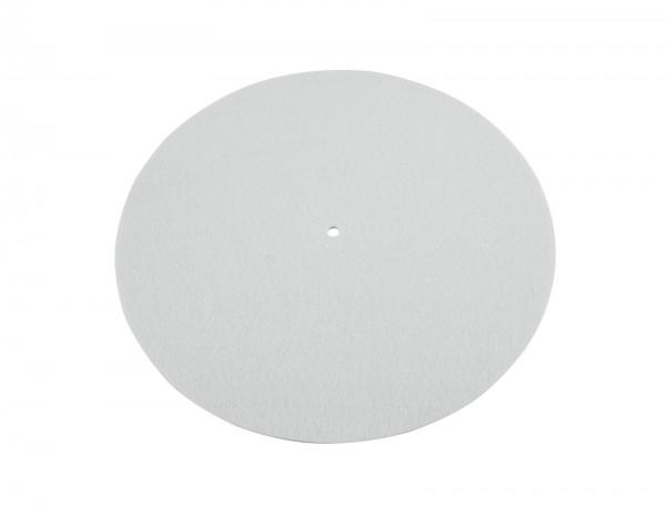 OMNITRONIC Slipmat, antistatisch, neutral weiß // OMNITRONIC Slipmat, anti-static, neutral white1
