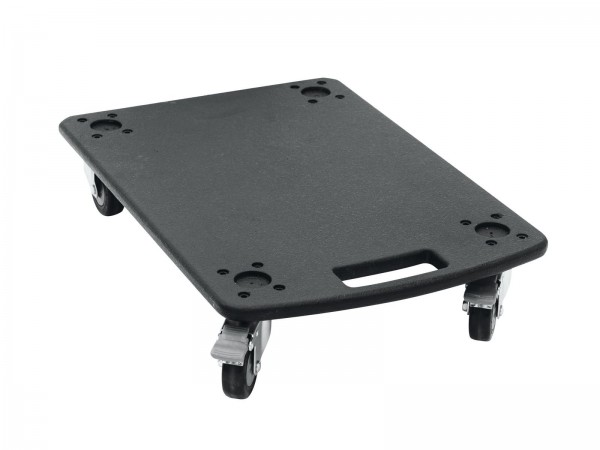 OMNITRONIC Rollbrett für AS-500 Aktiv-System // OMNITRONIC Wheel Board for AS-500 Active Aystem1
