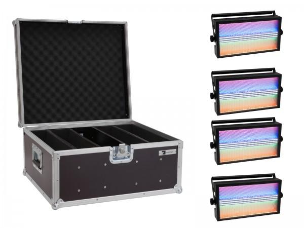 EUROLITE Set 4x LED Super Strobe ABL + Case // EUROLITE Set 4x LED Super Strobe ABL + Case1