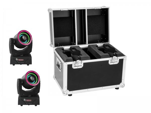 EUROLITE Set LED TMH-41 Hypno Moving-Head Spot + Case // EUROLITE Set LED TMH-41 Hypno Moving-Head Spot + Case1