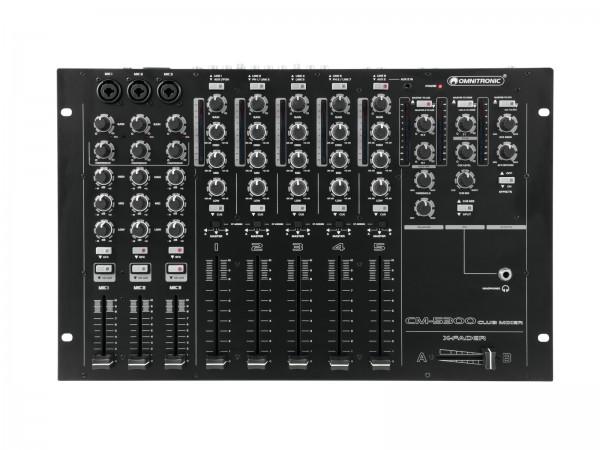 OMNITRONIC CM-5300 Club-Mixer // OMNITRONIC CM-5300 Club Mixer1