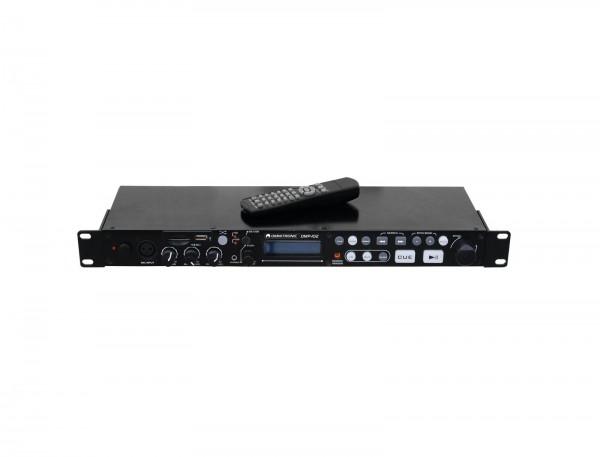 OMNITRONIC DMP-102 USB/SD-Card-Player // OMNITRONIC DMP-102 USB/SD Card Player1