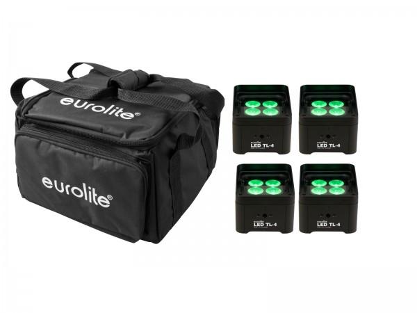 EUROLITE Set 4x LED TL-4 Trusslight + Softbag // EUROLITE Set 4x LED TL-4 Trusslight + Softbag1
