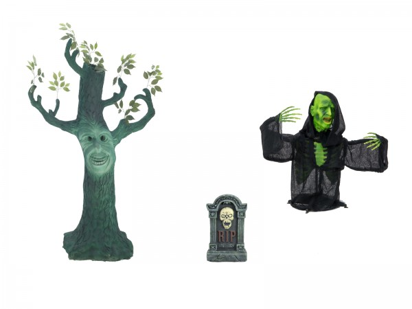 EUROPALMS Set Halloween GEISTERBAUM // EUROPALMS Set Halloween GHOST TREE1