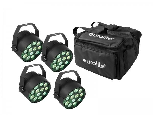 EUROLITE Set 4x LED PARty TCL Spot + Soft-Bag // EUROLITE Set 4x LED PARty TCL Spot + Soft-Bag1