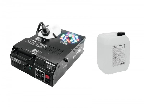 EUROLITE Set NSF-350 + Smoke Fluid -DSA- 5l // EUROLITE Set NSF-350 + Smoke Fluid -DSA- 5l1