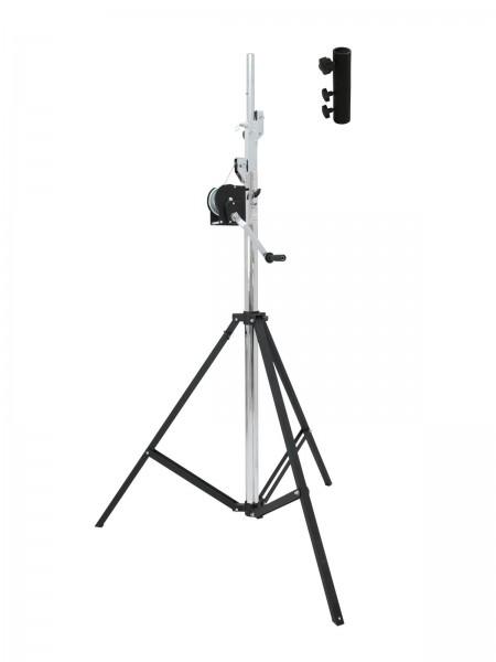 EUROLITE Set STT-400/85 Kurbelstativ + STV-3529 // EUROLITE Set STT-400/85 Winch stand + STV-35291