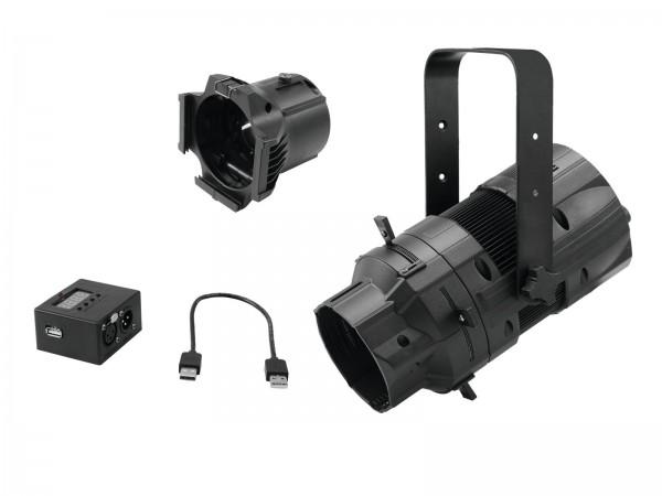 EUROLITE Set LED PFE-50 + Linsentubus 19° + DMX-Interface // EUROLITE Set LED PFE-50 + Lens tube 19° + DMX Interface1