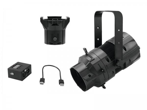 EUROLITE Set LED PFE-50 + Linsentubus 36° + DMX-Interface // EUROLITE Set LED PFE-50 + Lens tube 36° + DMX Interface1