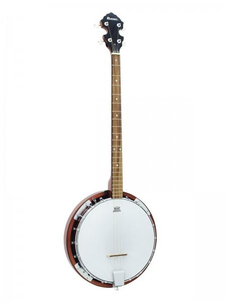 DIMAVERY BJ-04 Banjo, 4-saitig // DIMAVERY BJ-04 Banjo, 4-string1