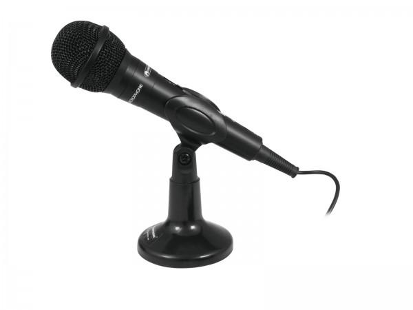 OMNITRONIC M-22 USB Dynamisches Mikrofon // OMNITRONIC M-22 USB Dynamic Microphone1