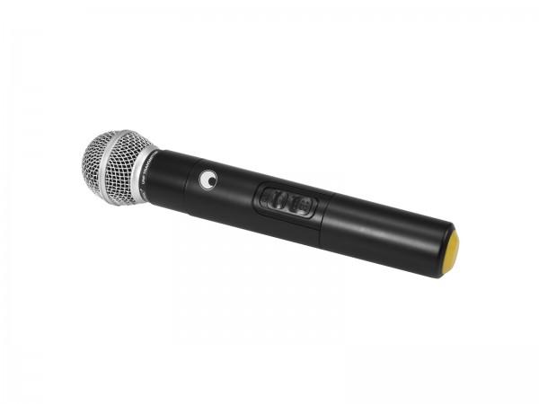 OMNITRONIC Funkmikrofon MES-Serie (830MHz) // OMNITRONIC Wireless Microphone MES-series (830MHz)1
