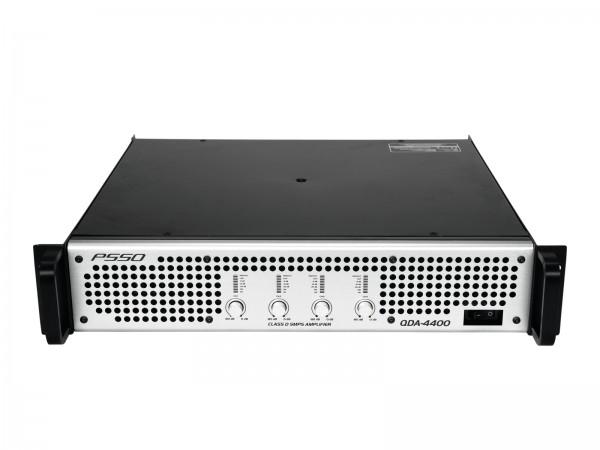 PSSO QDA-4400 4-Kanal-Endstufe // PSSO QDA-4400 4-Channel Amplifier1