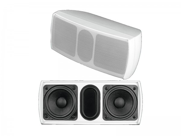 OMNITRONIC OD-22T Wandlautsprecher 100V weiß // OMNITRONIC OD-22T Wall Speaker 100V white1