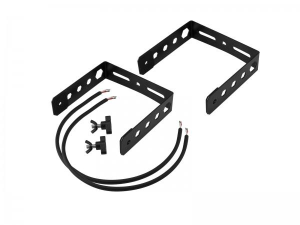 OMNITRONIC BOB-4 Erweiterungsbügel schwarz 2x // OMNITRONIC BOB-4 Extension Bracket black 2x1