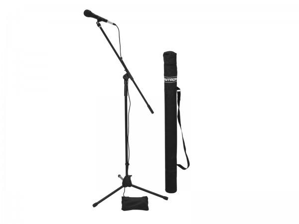 OMNITRONIC CMK-10 Mikrofonset // OMNITRONIC CMK-10 Microphone Kit1