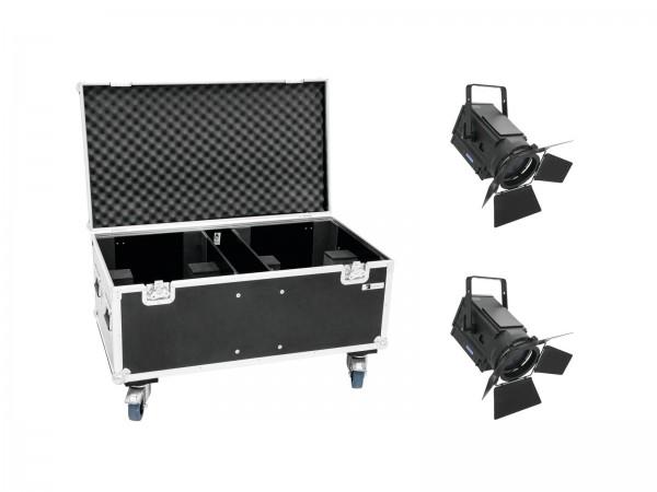 EUROLITE Set 2x LED THA-250F + Case // EUROLITE Set 2x LED THA-250F + Case1