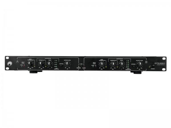 OMNITRONIC DYN-220 Kompressor/Limiter // OMNITRONIC DYN-220 Compressor/Limiter1