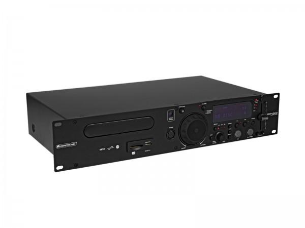 OMNITRONIC XDP-1502 CD-/MP3-Player // OMNITRONIC XDP-1502 CD/MP3 Player1