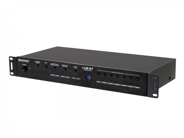 OMNITRONIC LUB-27 Lautsprecherumschaltbox // OMNITRONIC LUB-27 Speaker Switch Box1