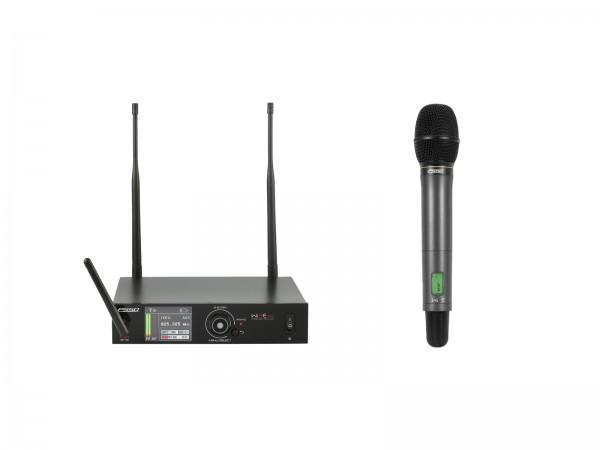 PSSO Set WISE ONE + Dyn. Funkmikrofon 823-832/863-865MHz // PSSO Set WISE ONE + Dyn. wireless microphone 823-832/863-865MHz1