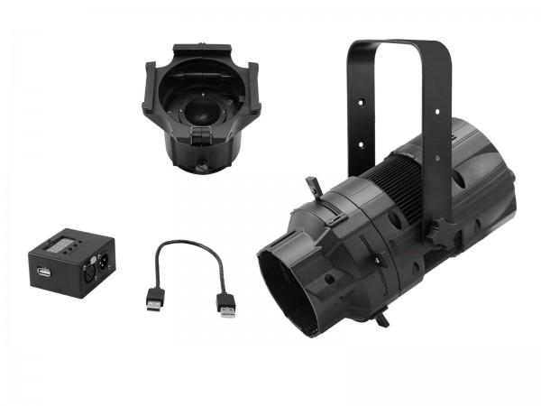 EUROLITE Set LED PFE-50 + Linsentubus 50° + DMX-Interface // EUROLITE Set LED PFE-50 + Lens tube 50° + DMX Interface1