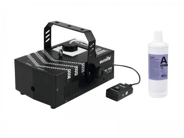 EUROLITE Set Dynamic Fog 700 + Smoke Fluid -A2D- 1l // EUROLITE Set Dynamic Fog 700 + Smoke fluid -A2D- 1l1