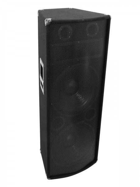 OMNITRONIC TX-2520 3-Wege-Box 1400W // OMNITRONIC TX-2520 3-Way Speaker 1400W1