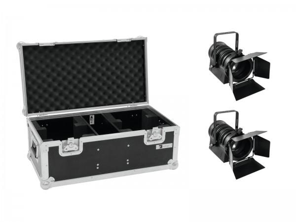 EUROLITE Set 2x LED THA-60PC + Case // EUROLITE Set 2x LED THA-60PC + Case1