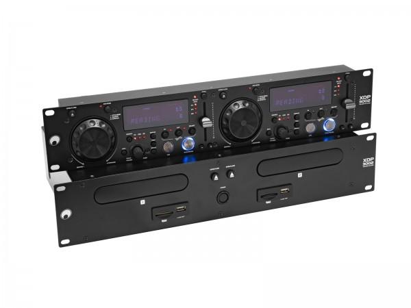 OMNITRONIC XDP-3002 Dual-CD-/MP3-Player // OMNITRONIC XDP-3002 Dual CD/MP3 Player1