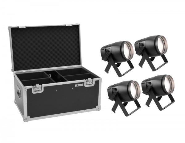 EUROLITE Set 4x LED IP Tourlight 120 WW + Case // EUROLITE Set 4x LED IP Tourlight 120 WW + Case1