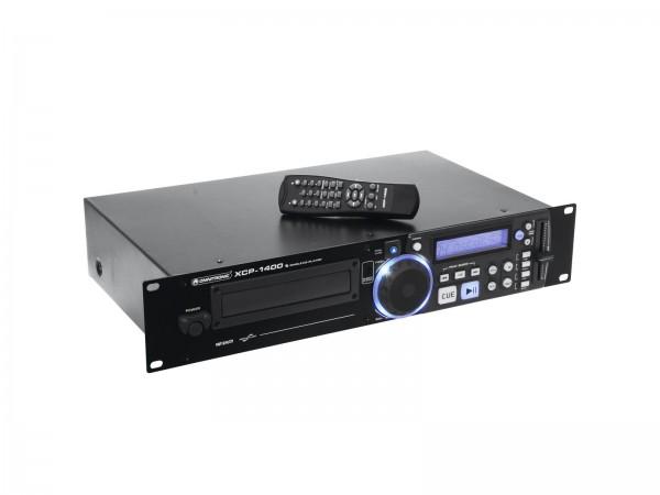 OMNITRONIC XCP-1400 CD-Player // OMNITRONIC XCP-1400 CD Player1