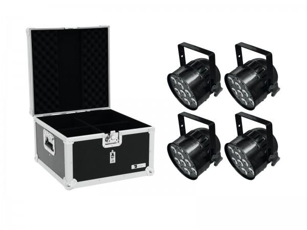 EUROLITE Set 4x LED PAR-56 HCL Short sw + EPS Case // EUROLITE Set 4x LED PAR-56 HCL Short sw + EPS Case1