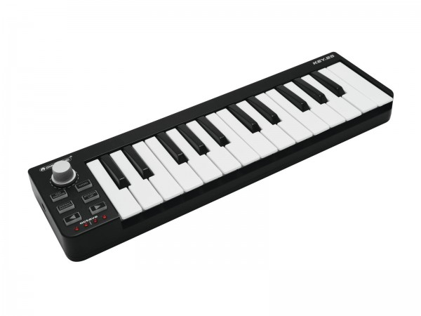 OMNITRONIC KEY-25 MIDI-Controller // OMNITRONIC KEY-25 MIDI Controller1