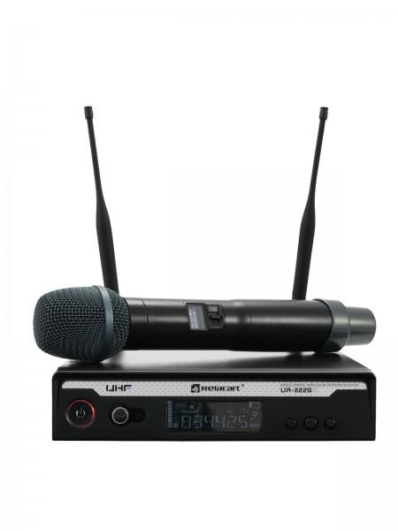 RELACART UR-222S 1-Kanal-UHF-System // RELACART UR-222S 1-Channel UHF System1