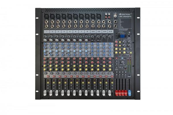 OMNITRONIC LMC-2642FX USB Mischpult // OMNITRONIC LMC-2642FX USB Mixing Console1