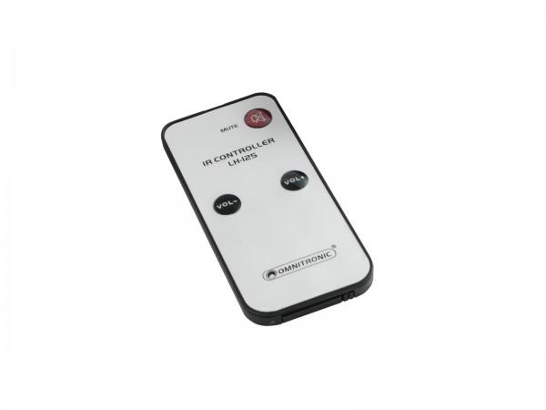 OMNITRONIC L-125 Fernbedienung // OMNITRONIC L-125 Remote control1