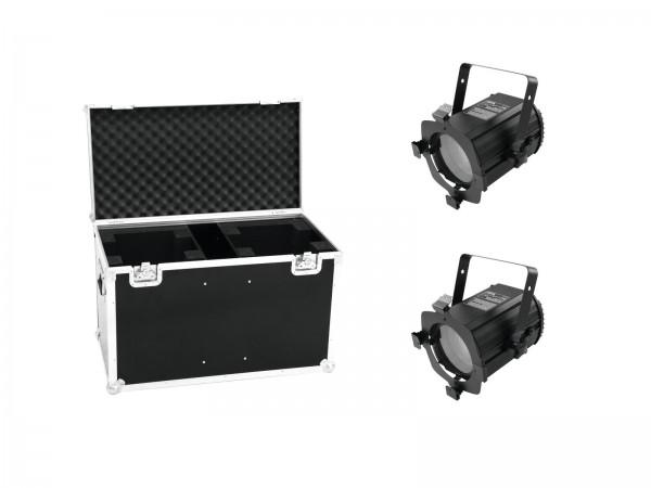 EUROLITE Set 2x LED THA-50F + Case // EUROLITE Set 2x LED THA-50F + Case1