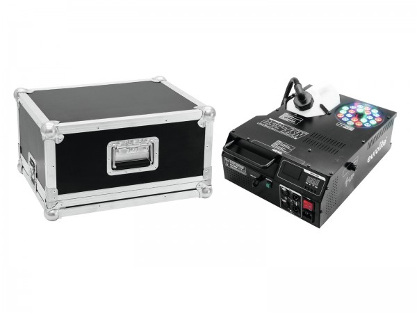 EUROLITE Set NSF-350 LED Hybrid Spray Fogger + Case // EUROLITE Set NSF-350 LED Hybrid Spray Fogger + Case1