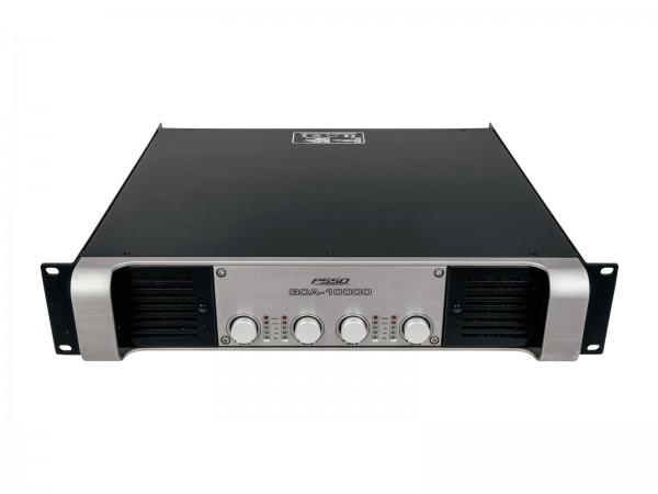 PSSO QCA-10000 4-Kanal-Endstufe SMPS // PSSO QCA-10000 4-Channel SMPS Amplifier1