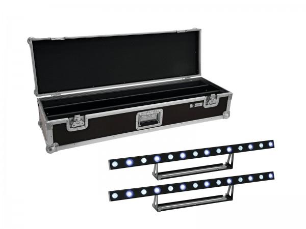 EUROLITE Set 2x LED STP-7 Beam/Wash Bar + Case // EUROLITE Set 2x LED STP-7 Beam/Wash Bar + Case1
