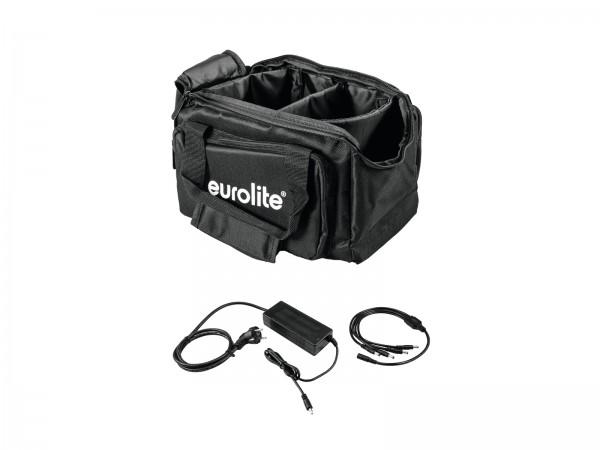 EUROLITE Set SB-14 Soft-Bag + Ladegerät 4x AKKU Flat Light 1 // EUROLITE Set SB-14 Soft-Bag + Charger 4x AKKU Flat Light 11