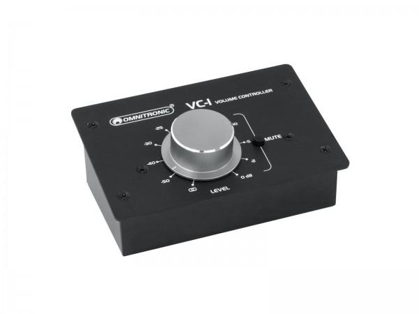 OMNITRONIC VC-1 Lautstärkeregler, passiv // OMNITRONIC VC-1 Volume Controller passive1