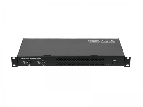 OMNITRONIC XDA-1002 Class-D-Verstärker // OMNITRONIC XDA-1002 Class D Amplifier1