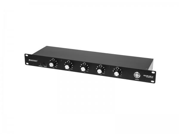 OMNITRONIC EQ-25 MK2 DJ-Equalizer // OMNITRONIC EQ-25 MK2 DJ Equalizer1