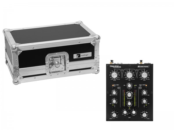OMNITRONIC Set TRM-202MK3 + Case // OMNITRONIC Set TRM-202MK3 + Case1